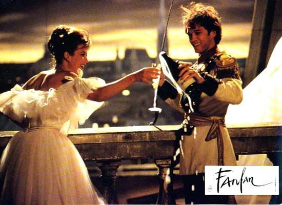 Resultado de imagem para Sophie Marceau  filme  Fanfan (1993)